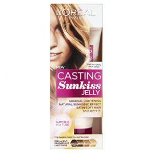 L'Oréal Casting Sunkiss - Gel 02 Cheveux Éclaircissant - 100 ml