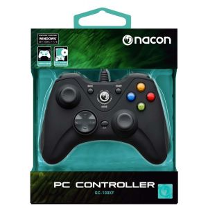 Nacon GC-100XF - Manette de jeu 2 moteurs de vibrations pour PC