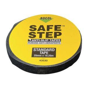 Rocol Revêtement adhésif Safe Step 25mm R43530