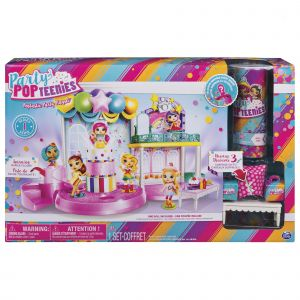 Spin Master Popteenies - Poptastic Playset Fête