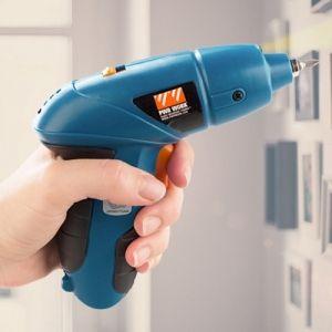PWR Work D1510142 - Visseuse électrique avec accessoires