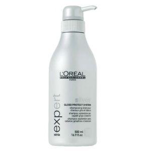 L'Oréal Silver - Shampooing cheveux gris et blancs