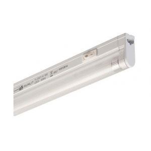 Aric réglette avec interrupteur et tube fluo 8w cc 860 long. 310mm