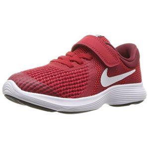 Nike Revolution 4 (PSV) garçon, Rouge (Gym Red/White-Team R 601), 34 EU