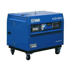 SDMO ALIZE 6000 E - Groupe électrogène Prestige monophasé