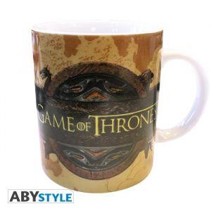 Mug Game Of Thrones 320 Ml Opening Logo