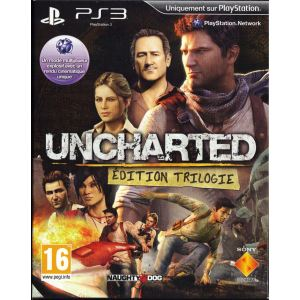 Trilogy Uncharted [PS3]