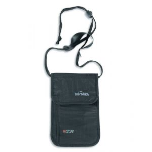 Tatonka Accessoires Skin Neck Pouch Rfid B - Black - Taille One Size