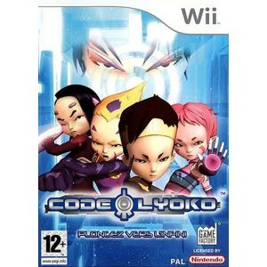 Code Lyoko : Plongez vers l'Infini [Wii]