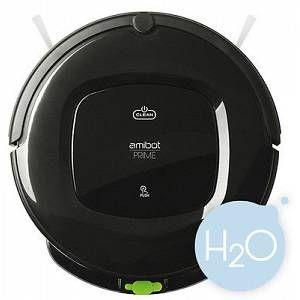 Amibot Prime H2O - Robot aspirateur et laveur