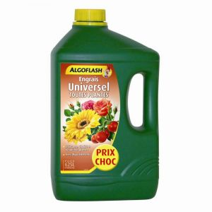 Algoflash Engrais Universel Liquide 2,5L