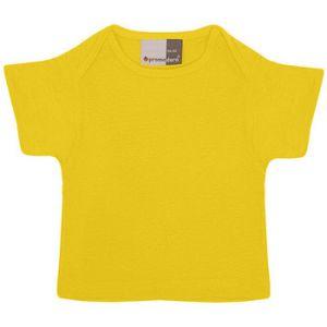 Promodoro T-shirt bébé en coton Enfants, 56/62, or