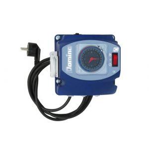 CCEI Coffret électrique différentiel 30mA piscine hors-sol