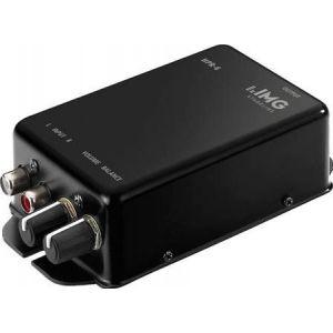 Monacor Efficace amplificateur stéréo Casque (HPR-6)