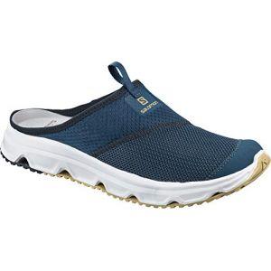 Salomon RX Slide 4.0 - Chaussures running Homme - Bleu pétrole UK 9 / EU 43 1/3 Chaussures de running