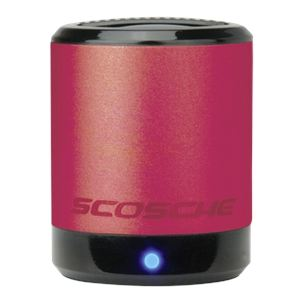 Scosche boomCAN - Enceinte portable filaire compatible iPod, iPhone, iPad, Android Device, Blackberry, Smartphone