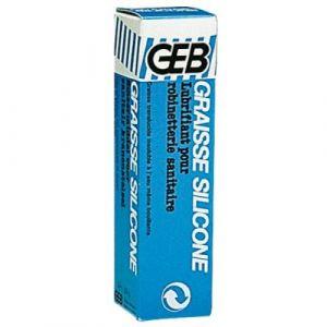 Geb Graisse silicone - 125 ml