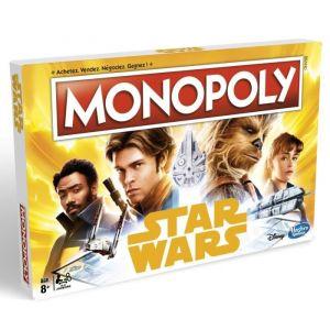 Hasbro Monopoly Star Wars Han Solo