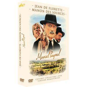 Coffret Marcel Pagnol - Jean de Florette + Manon des sources