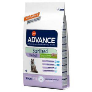Affinity Advance Sterilized Hairball Cat 10 Kg