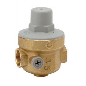 Thermador Réducteur de pression - FF - Diamètre 3/4 - BLEU ROUGE SOROFI