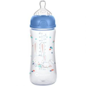 Bébé Confort Biberon Emotion PP Sweet Bunny 360ML T2 Bleu