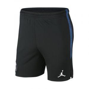 Nike Paris Saint-Germain Short d'Entraînement Dry Strike Jordan x PSG - Noir/Bleu/Blanc - Noir - Taille Large