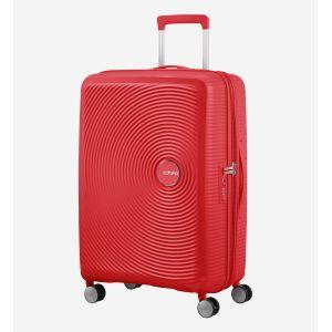 American Tourister Valise rigide extensible Soundbox 4R 67 cm Rouge