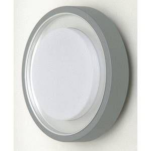Applique extérieure LUTEC ORIGO Argenté, 1 lumière - Moderne - Extérieur - ORIGO