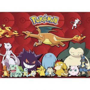 Ravensburger Mes Pokémon préférés - Puzzle 100 pièces XXL