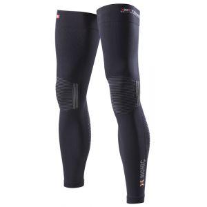 X-Bionic Leg Warmer Black - Manchons de compression