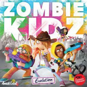 Asmodée Jeu de société Zombie Kidz Évolution