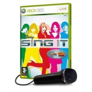 Disney Interactive Studios Sing It (Avec Micro)