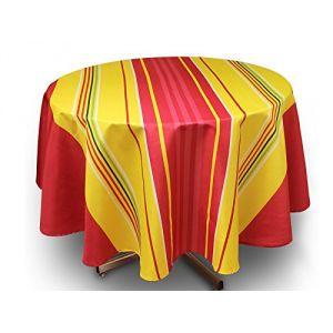 nappe jaune comparer 370 offres. Black Bedroom Furniture Sets. Home Design Ideas