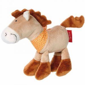 Sigikid Mini peluche cheval Ferme (18 cm)