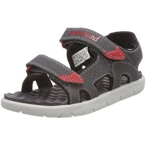 Image de Timberland Perkins Row 2-Strap, Mules Enfant, Forged Iron, 33 EU