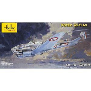 Heller Maquette avion : Potez 63-11 A3