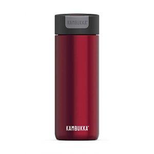 Kambukka Olympus Bottle 500ml, ravenous red Bols & Tasses