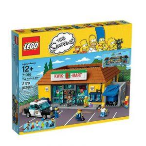 Lego 71016 - Les Simpsons : Kwik-E-Mart