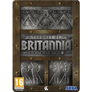 A Total War Saga : Thrones of Britannia - Limited Edition [PC]