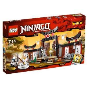 Lego 2504 - Ninjago : Le temple d'entraînement