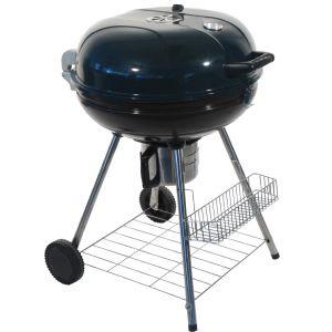 Concept-Usine Houston - Barbecue avec couvercle à bois ou charbon