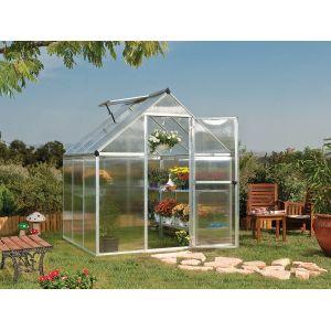 Habitat et Jardin Multiline - Serre en polycarbonate
