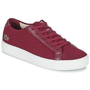 Lacoste L.12.12 117 2 Caw W chaussures bordeaux blanc 38 EU