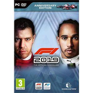 F1 2019 - Edition Anniversaire [PC]