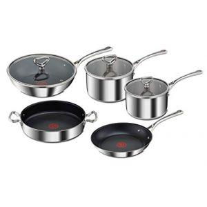 Tefal Batterie de cuisine Reserve collection inox 5 pcs