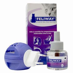 Ceva Feliway Diffuseur + recharges 48 ml