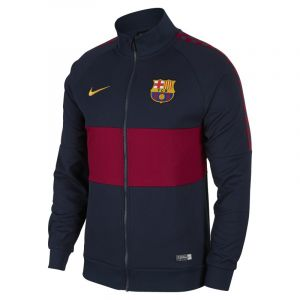 Nike Veste FC Barcelona Homme Bleu - Taille L Male