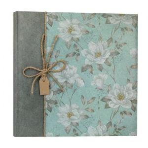 Zep Album photo traditionnel Garden 100 pages - 32x32 cm - Brun