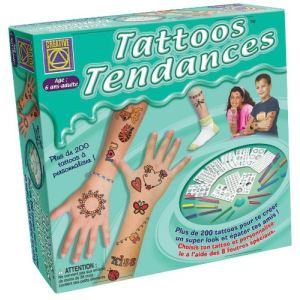 Creative Toys Tattoos Tendances